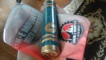 Exclusive blue patina Vanilla Mech Mod