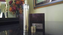 Doc's personal champagne Caravella First Sail Nau premier mechanical mod