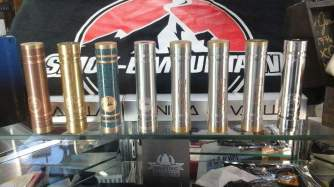 Various Vanilla and SLNDR mods by SmokE Mountain mech works